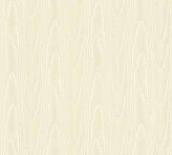 A.S. Création, Luxury wallpaper, # 307032, Vliestapete,uni, Creme