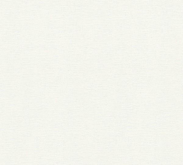 A.S. Création, Meistervlies 2020, # 320011, Vliestapete, Weiß, Überstreichbar, uni