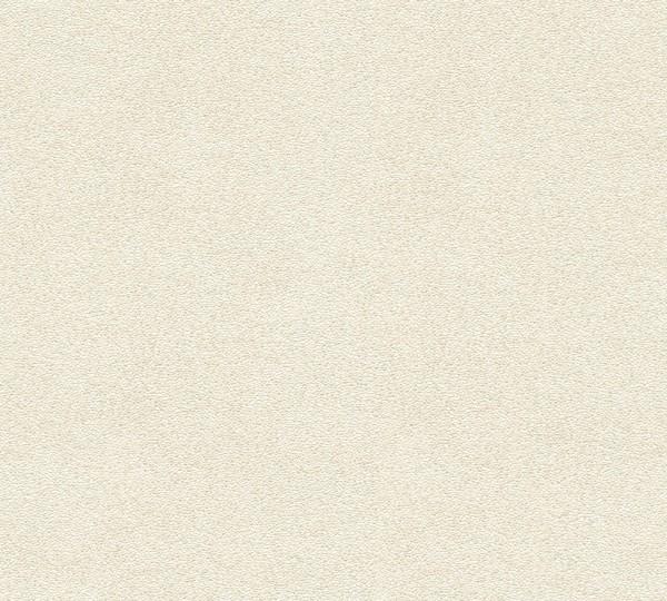 A.S. Création, Nobile, # 959821, Vliestapete, Metallic Weiß, 10,05 m x 0,70 m