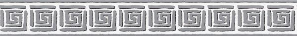 A.S. Création, Only Borders 10, # 936461, Borte, Folie (selbstklebend), Grau Schwarz Weiß, 5m x 0,05