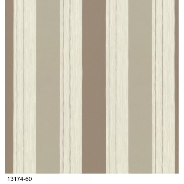 P+S Tapete 13174-60 Timeless - Sommeraktion 2013, Streifen Tapeten, beige, hochwaschbeständig, gute