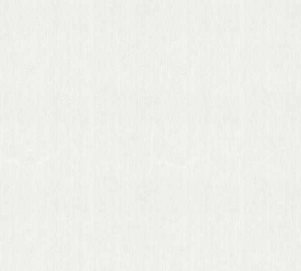 A.S. Création, Meistervlies 2020, # 320071, Vliestapete, Weiß, uni, Überstreichbar, 25,00 m x 1,06 m