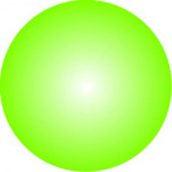 Clickhalbperle apfelgrün
