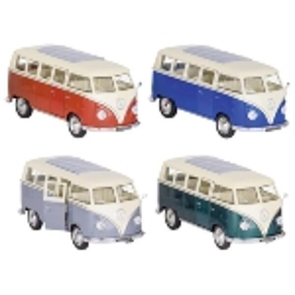 Volkswagen Bus T1 (1962), Spritzguss, 1:24, L= 18 cm