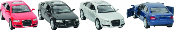 Audi A6, Spritzguss, 1:38, L= 12,5 cm