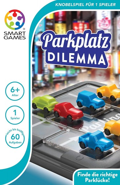 SMART GAMES - Parkplatz-Dilemma