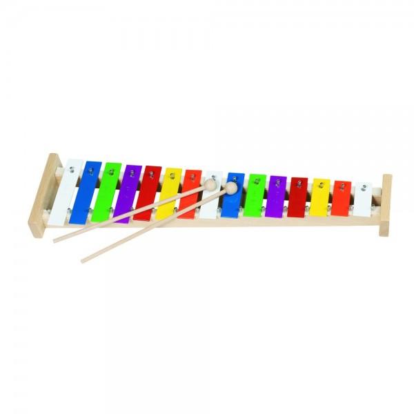 GOKI Xylophon mit 15 Tönen