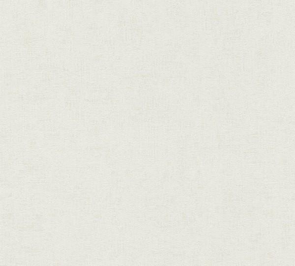 A.S. Création, Titanium, # 306461, Vliestapete, Beige Creme Metallic