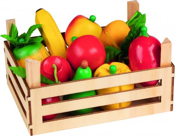 GOKI Obst und Gemüse in Kiste,