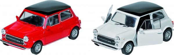Mini Cooper 1300, Spritzguss, 1:38, L= 10,6 cm