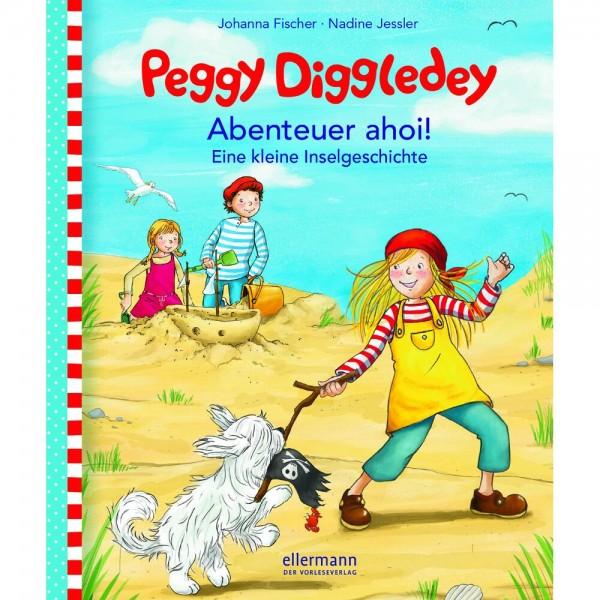 Minibuch eine kleine Inselgeschichte, Peggy Diggledey