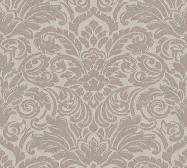 A.S. Création, Luxury wallpaper, # 305452, Vliestapete, Braun Metallic