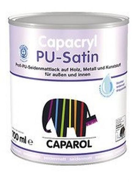 Capacryl PU Satin, 2,5 l Weiß