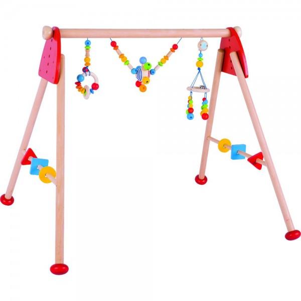 Baby-Fit Regenbogen, Greif- und Spieltrainer