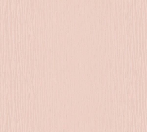 A.S. Création, Luxury wallpaper, # 304303, Vliestapete, uni, Rosa Metallic