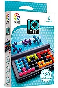 SMART GAMES - IQ Fit - Puzzelspiel
