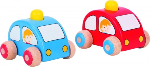 Fahrzeuge mit Hupe