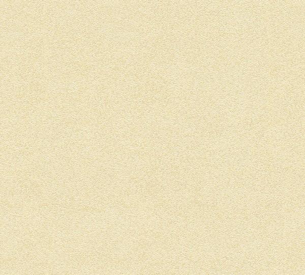A.S. Création, Nobile, # 959822, Vliestapete, Gelb Metallic, 10,05 m x 0,70 m