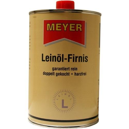 Meyer Leinöl Firnis, 1 l