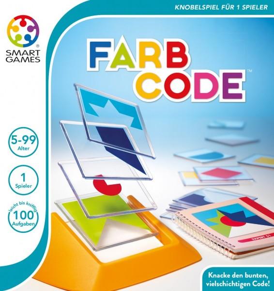 "SMART GAMES - ""Farbcode"" Puzzelspiel"