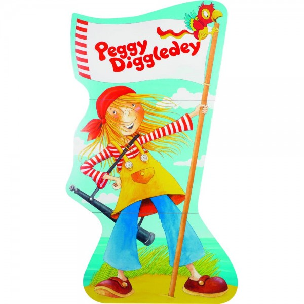 Standfigur Peggy Diggledey