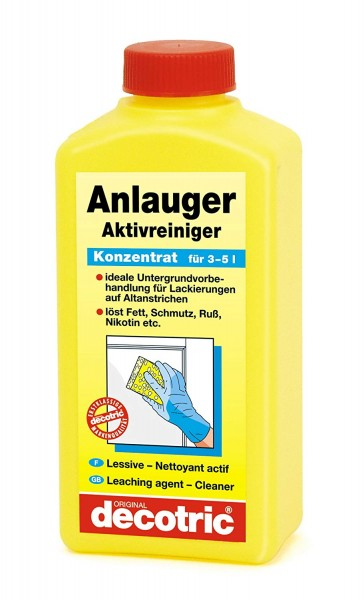 Decotric Anlauger, flüssig, 250ml, Aktivreiniger