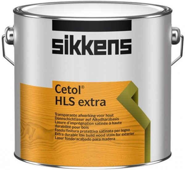 Sikkens Cetol HLS Extra 2,5 L, eiche dunkel 009