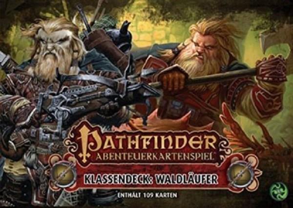 Pathfinder Abenteuerkartenspiel Klassendeck: Waldläufer