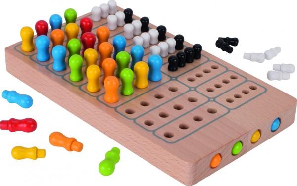 GOKI Brettspiel Master Logic, goki basic.