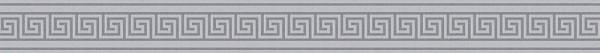 A.S. Création, Only Borders 10, # 895936, Borte aus Papier (selbstklebend), Grau, 5m x 0,04m