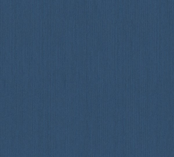 A.S. Création, Tessuto 2, # 968555, Vliestapete, uni, Blau