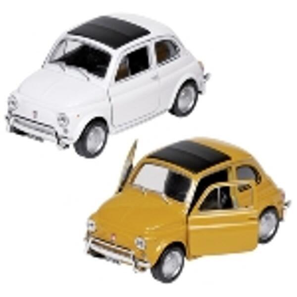 GOKI Fiat Nuova 500, Spritzguss, 1:24