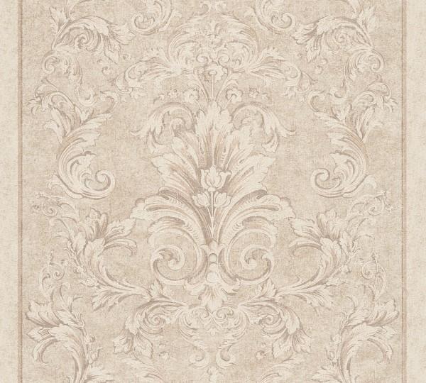 A.S. Création, Versace 2, # 962162, Vliestapete, Beige Metallic, 10,05 m x 0,70 m