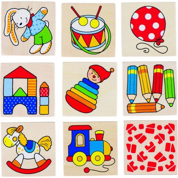 Memospiel Spielzeug