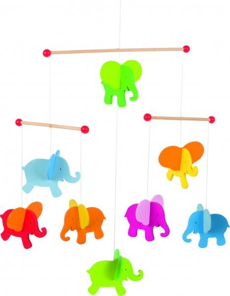 GOKI - Mobile Elefanten