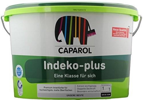 Caparol Indeko Plus - 2,5 Liter Weiß