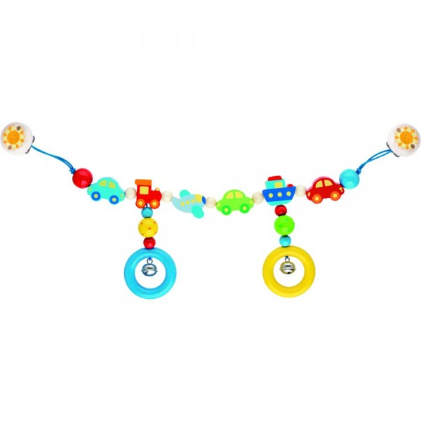 GOKI - Kinderwagenkette Fahrzeuge